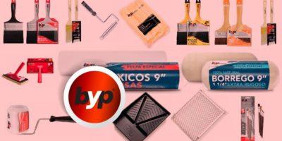 Aplicadores de pintura ByP