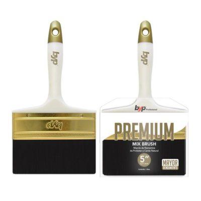 Brocha premium mix (Combinación de poliéster y cerda natural)